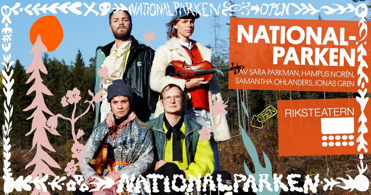 "Teater ""Nationalparken"""