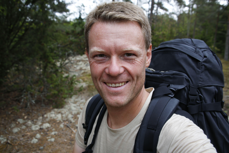 Niklas Kämpargård -  Hike in The Blekingeleden