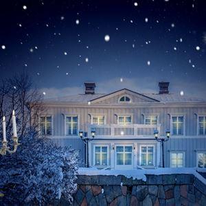 En natt på herrgården