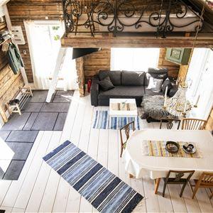 HS236 Cottage at Revsundssjön