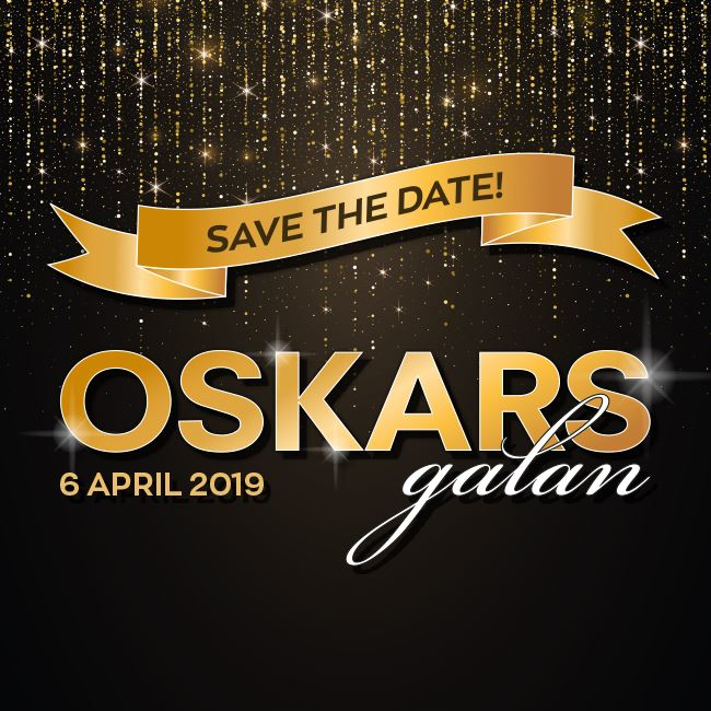 Oskarsgalan 2019