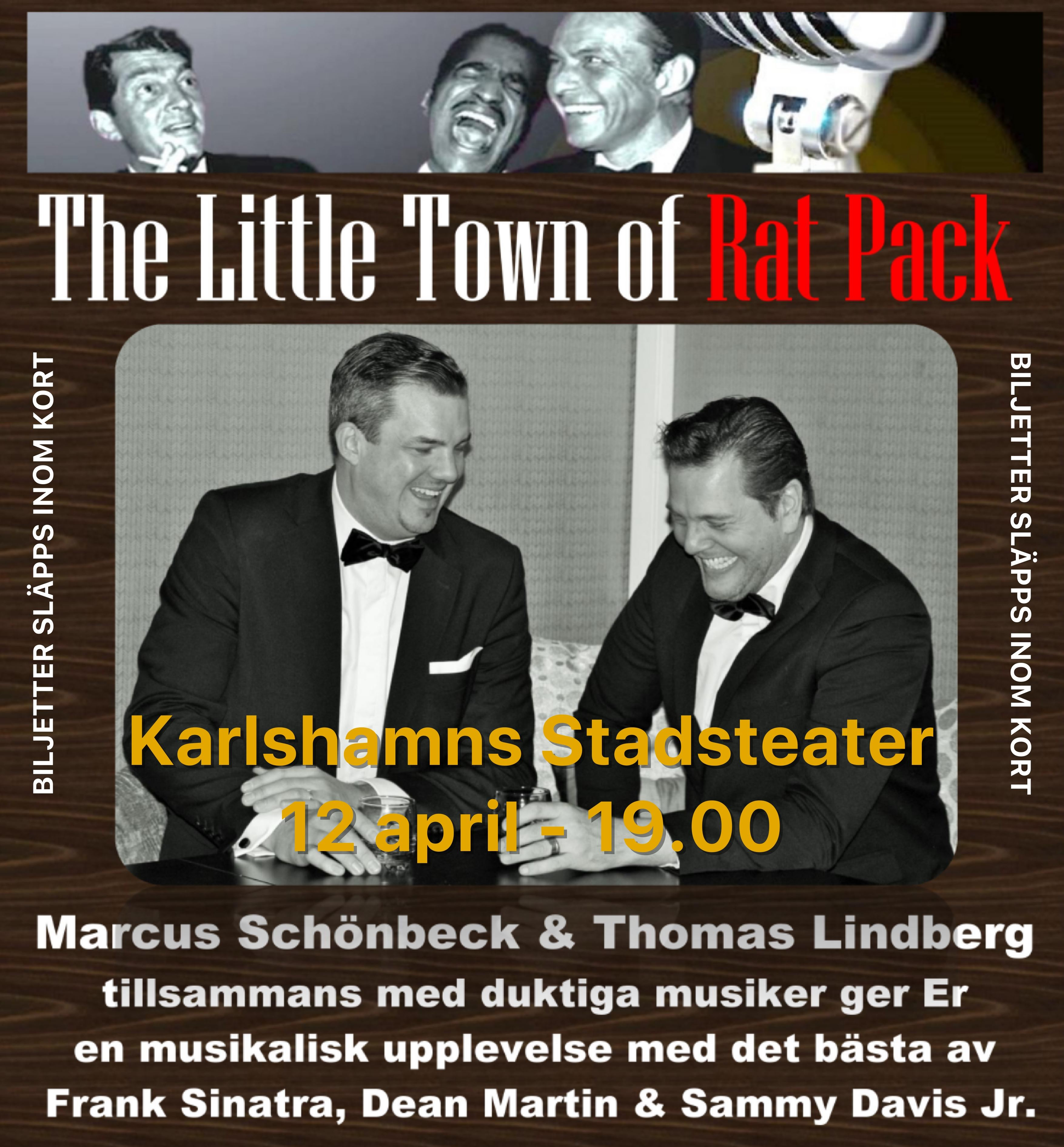 The Little Town of Rat Pack