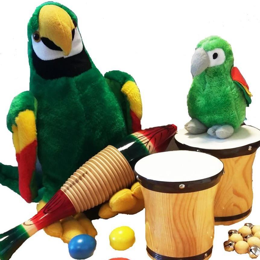 Sång & musik med Malin