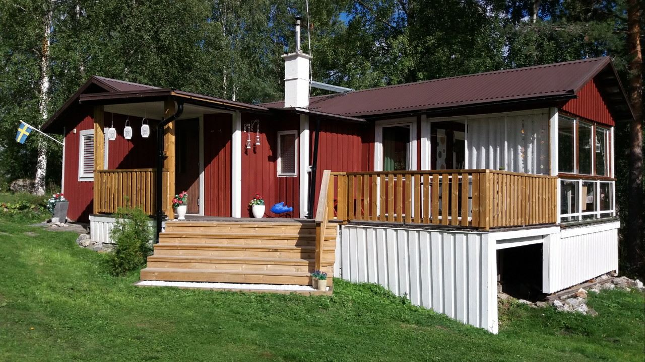 Private cabin in Fränsta - Idyllen