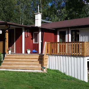 Private Hütte, Fränsta - Idyllen