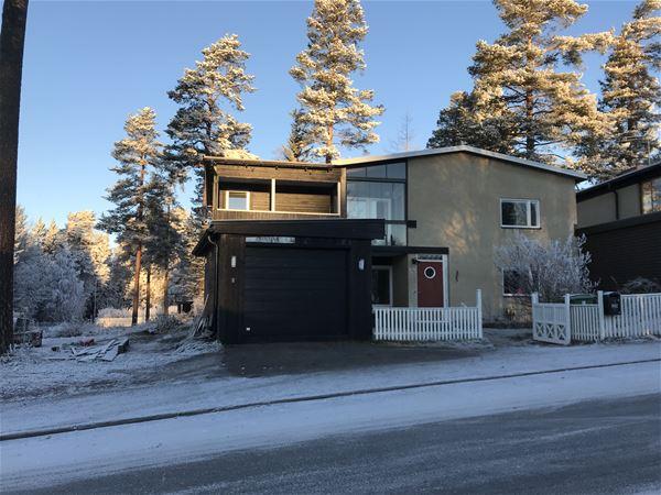 HV241 Hus på Krumhornet