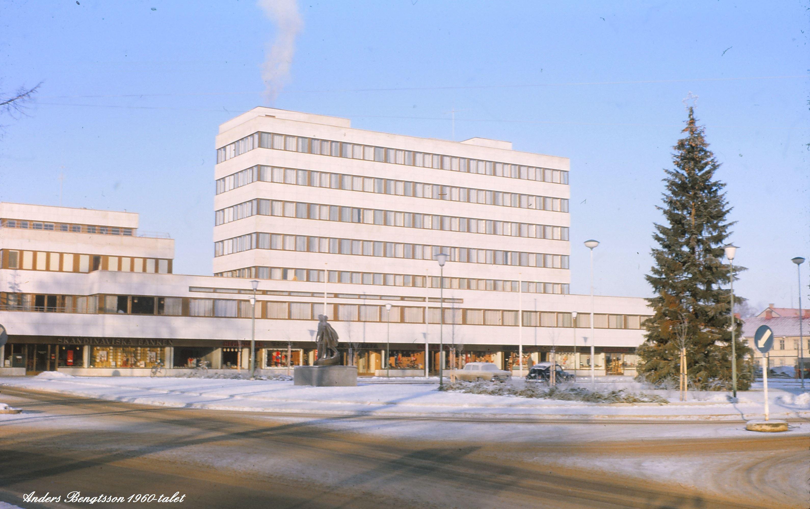Vårt Ljungby: 1900 -1960-talet.