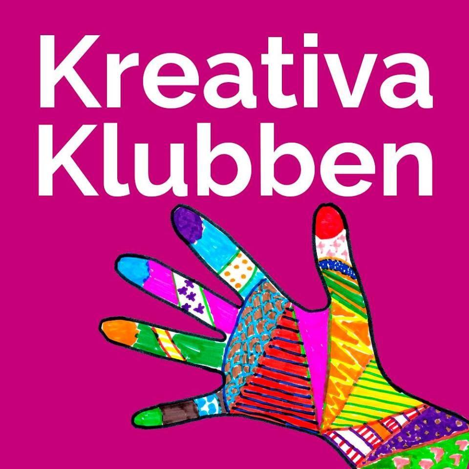 Kreativa klubben på Kulturmagasinet