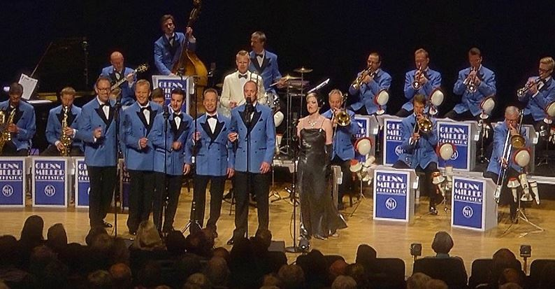 Musik: Glenn Miller Orchestra - A Tribute To The Music