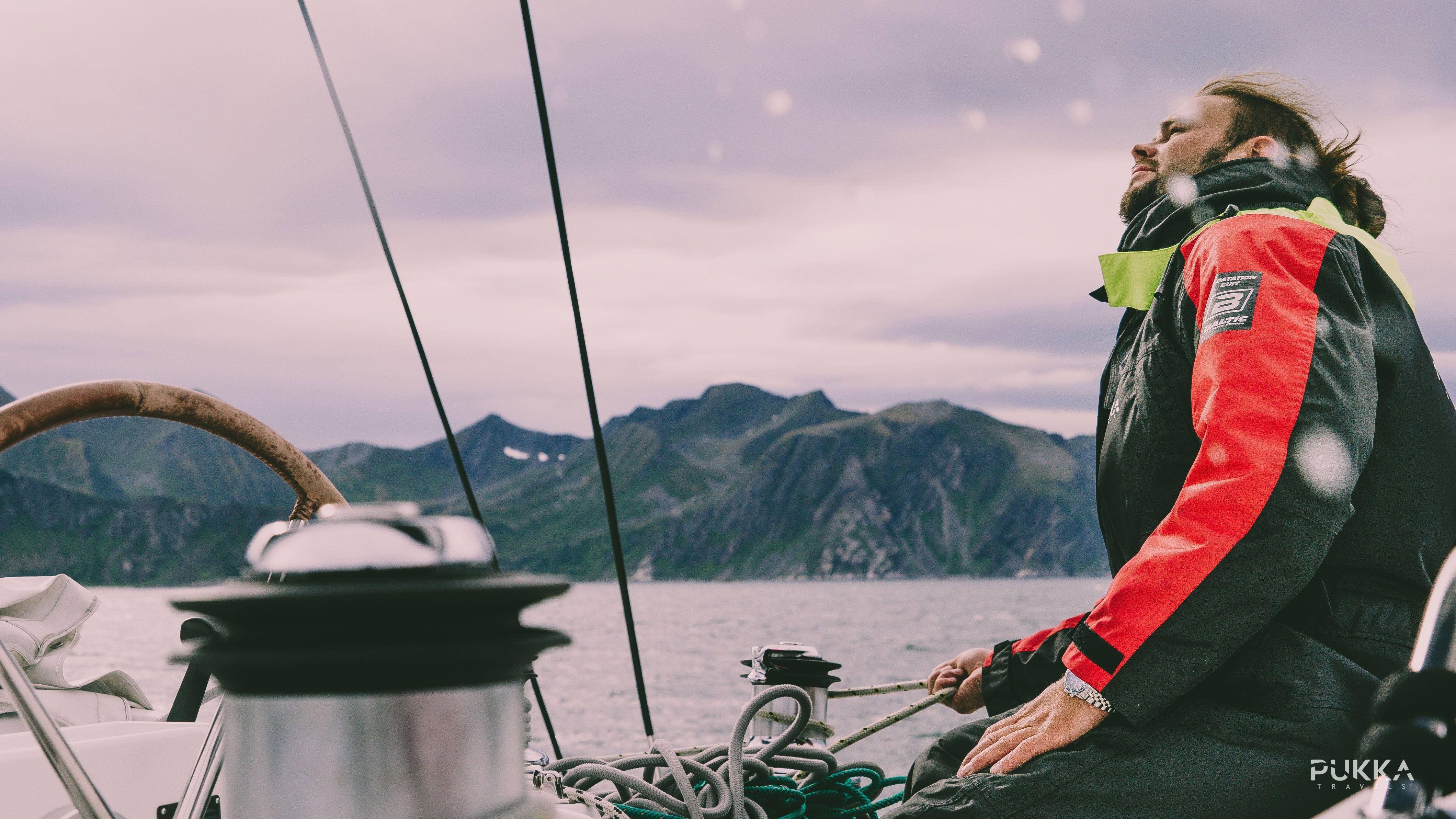 Arktisk Fjordseiling