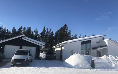 HV245 Villa i Brittsbo