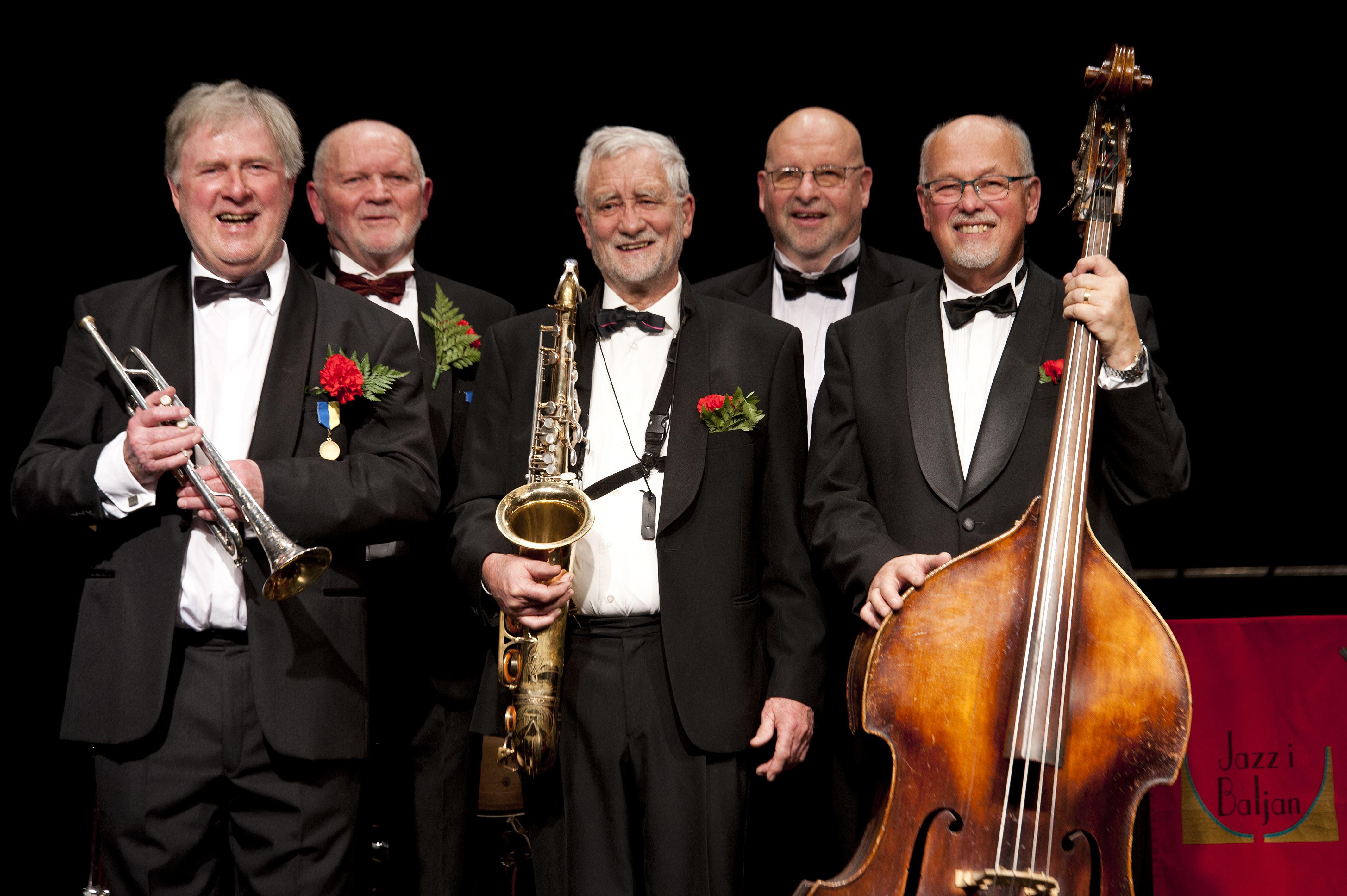 Jazz i Baljan på världsturné