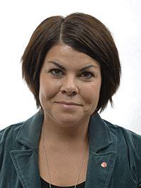 Sveriges riksdag,  © Sveriges riksdag, Riksdagsledamoten Malin Larsson (S)