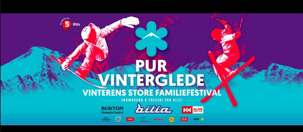 PUR Vinterglede - Vinterens store familiefestival