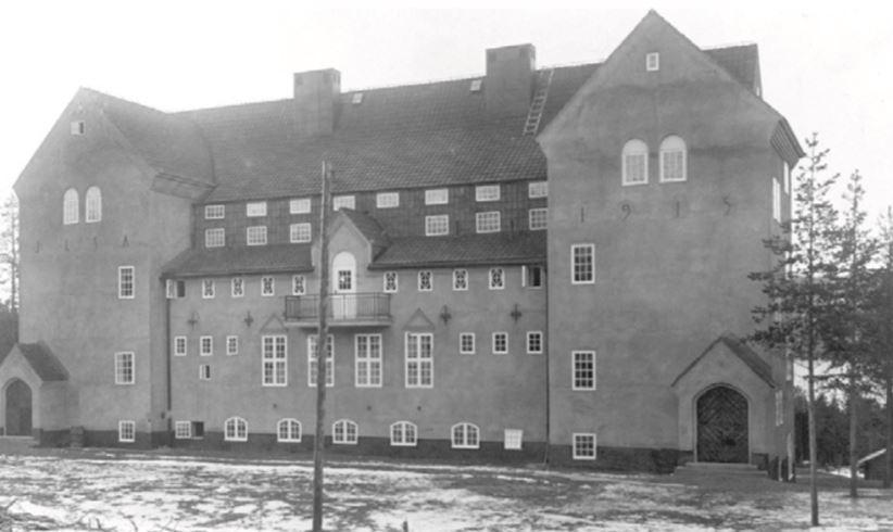 Föreläsning - Furuhagen - Jämtlands läns sinnesslöanstalt