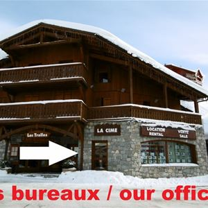 VANOISE 753 / APPARTEMENT 2 PIECES 4 PERSONNES - 3 FLOCONS OR - CI