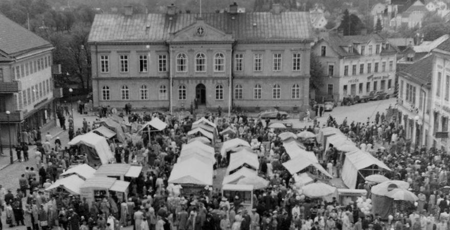 Höstmarknad