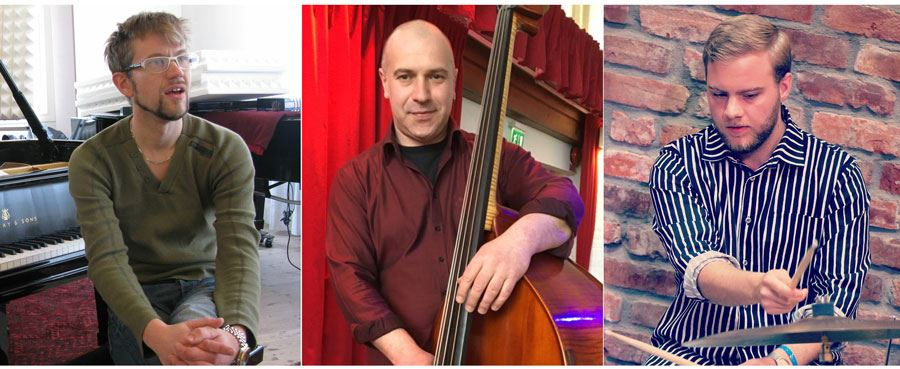 Jazzkväll med Olof Lövmo Trio
