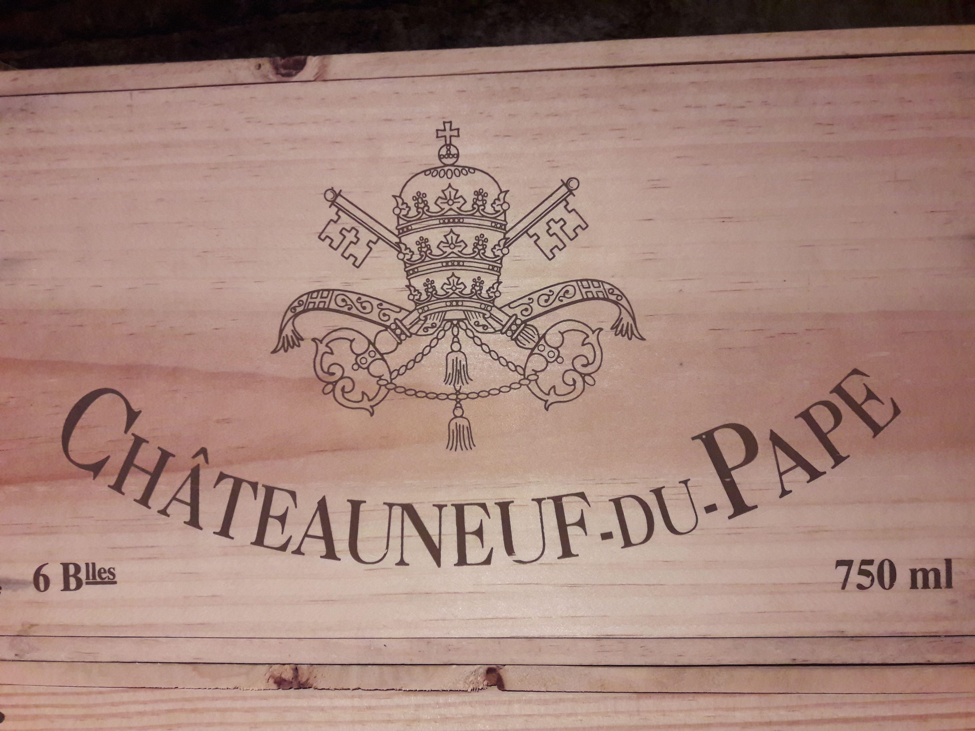 Excursion Gigondas et Chateauneuf du Pape Wine Tour