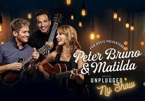 Concert with Peter, Bruno & Matilda - (nästan) Unplugged