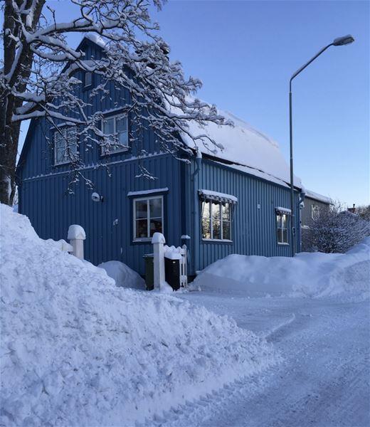 RV061 House in Östersund