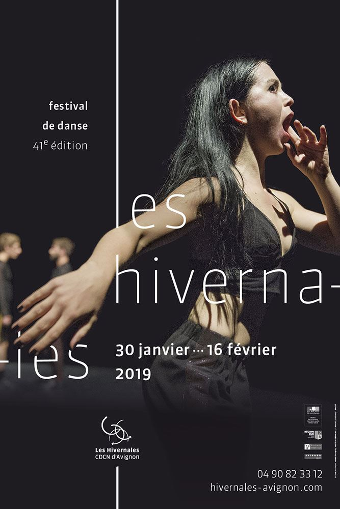 Les Hivernales 2019-Hope Hunt & The Ascension into Lazarus - Oona Doherty - 16 février 2019
