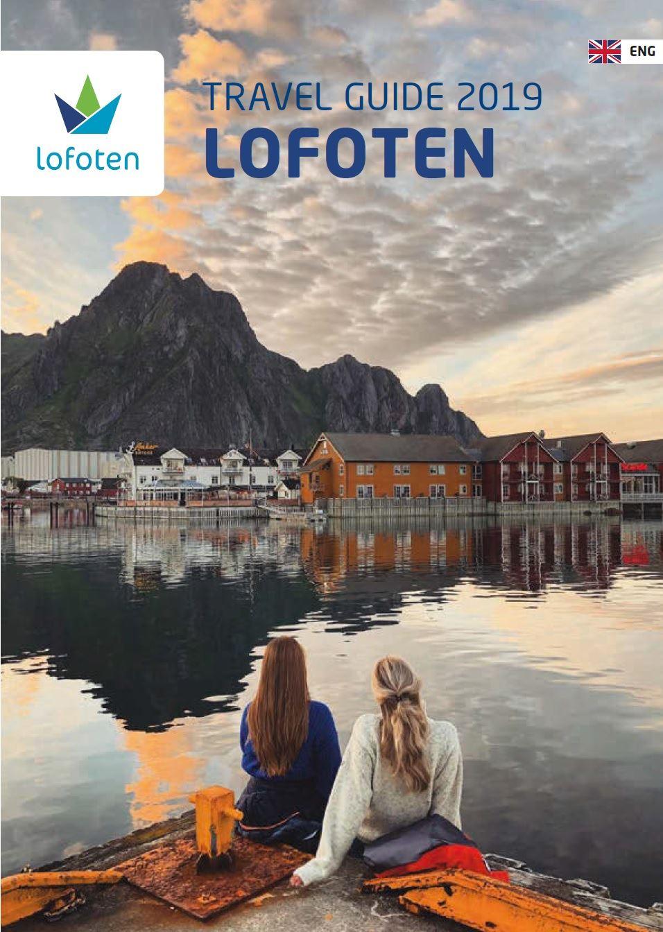 Travel Guide Lofoten 2019 in English
