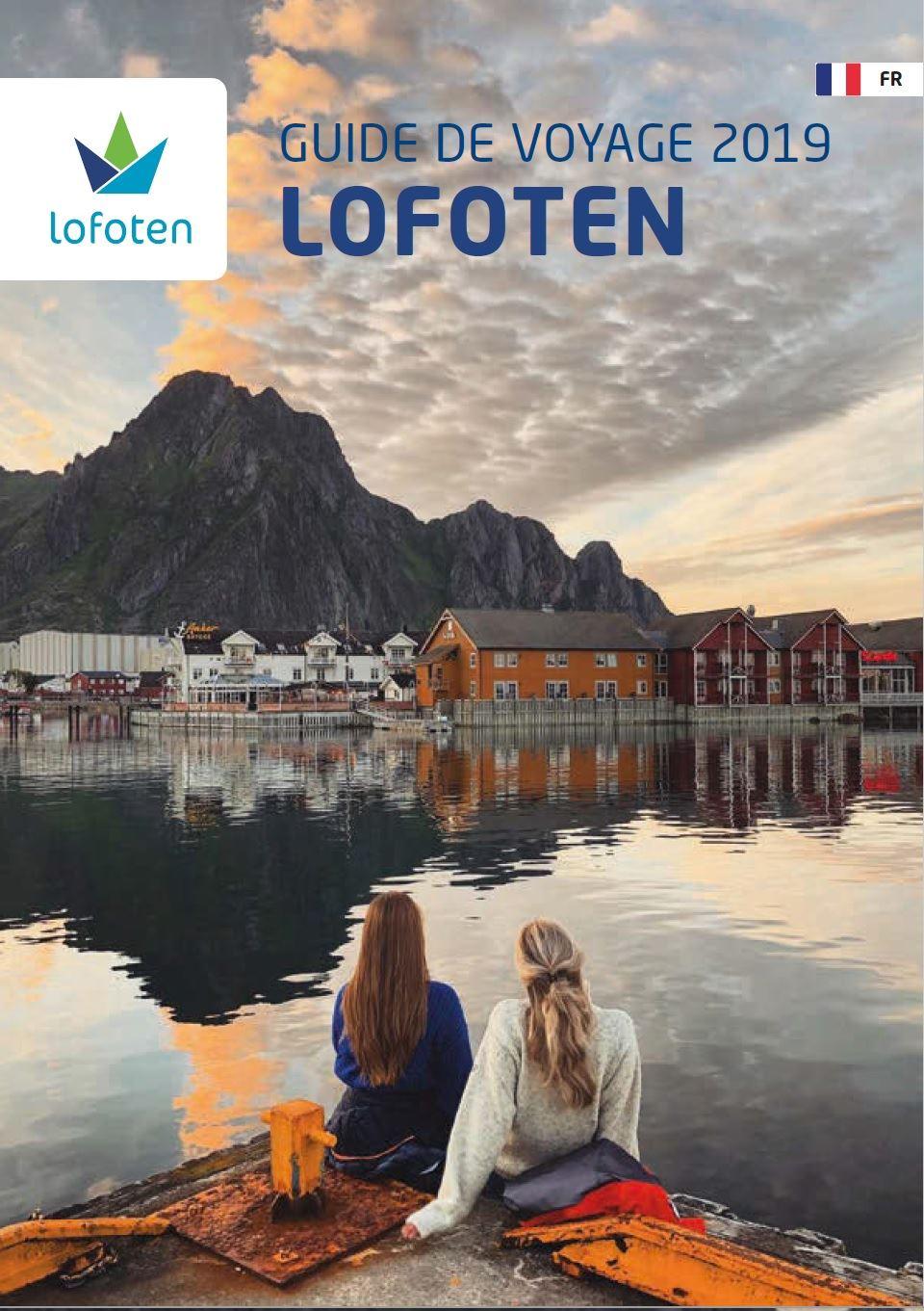 Reiseguide Lofoten 2019 - Fransk