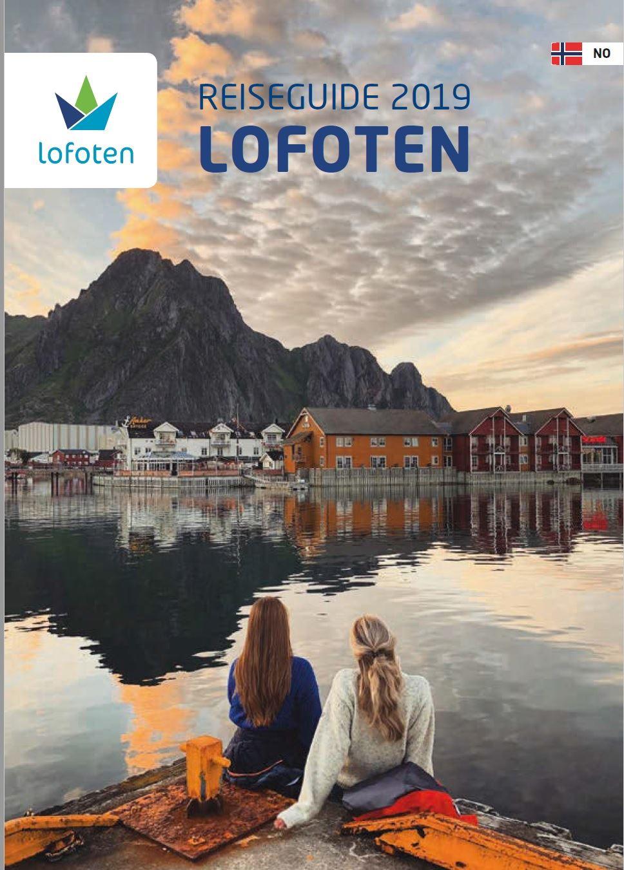 Travel Guide Lofoten 2019 - Norwegian