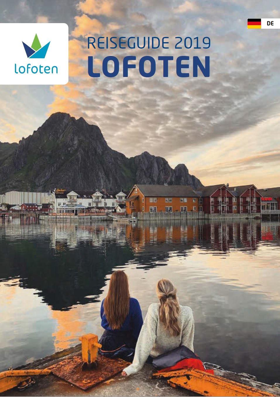 Travel Guide Lofoten 2019 - German