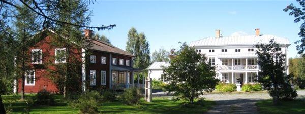 Svabensverk Herrgård Bed & Breakfast Bröllop Fest Hälsingland
