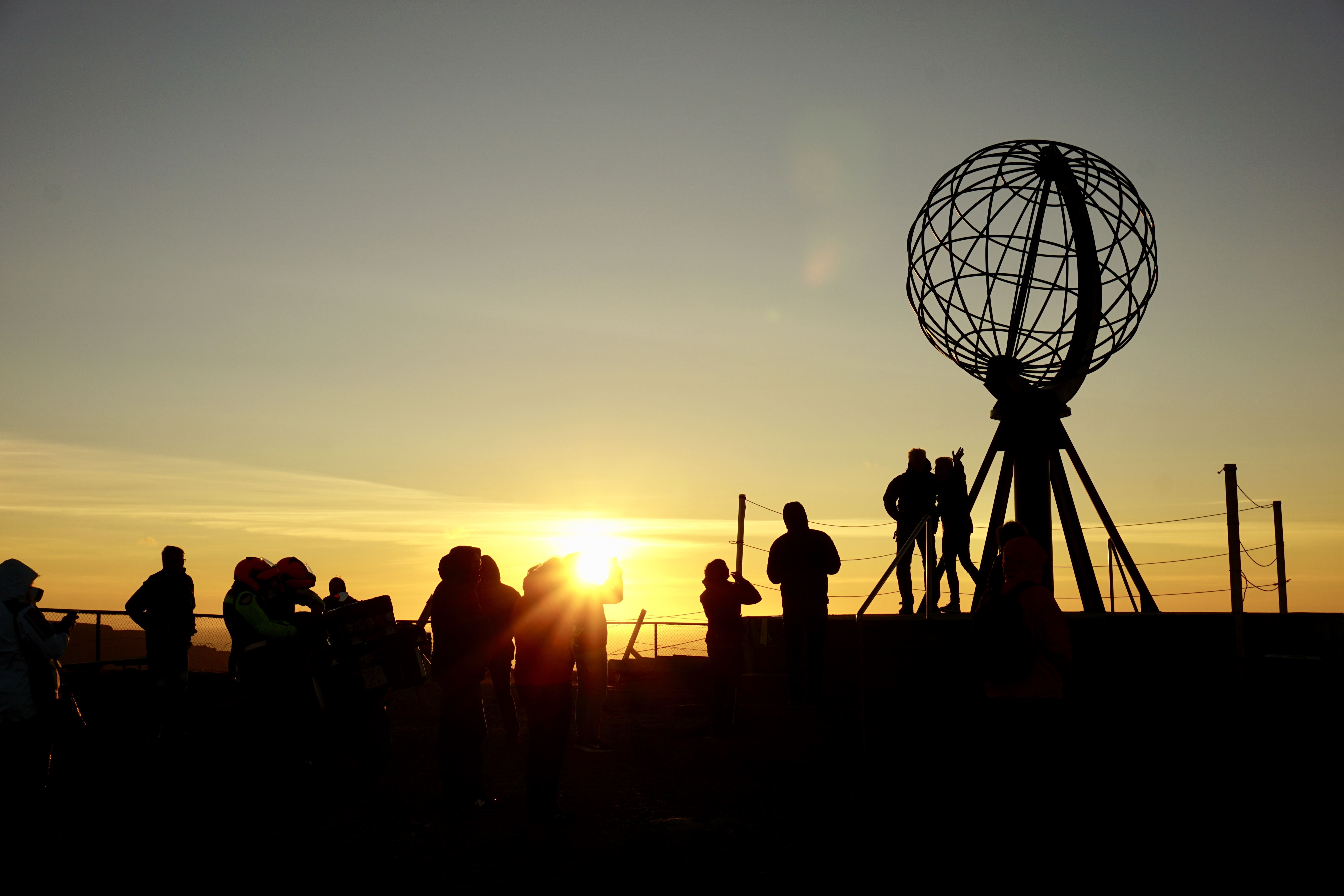 Guided North Cape Visit