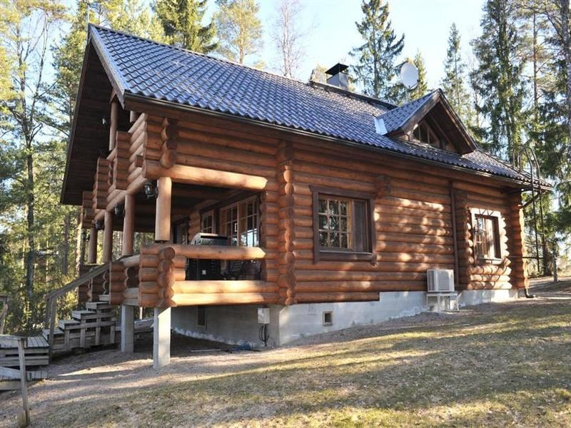 Family weekend at Yli-Kaitala Cottages