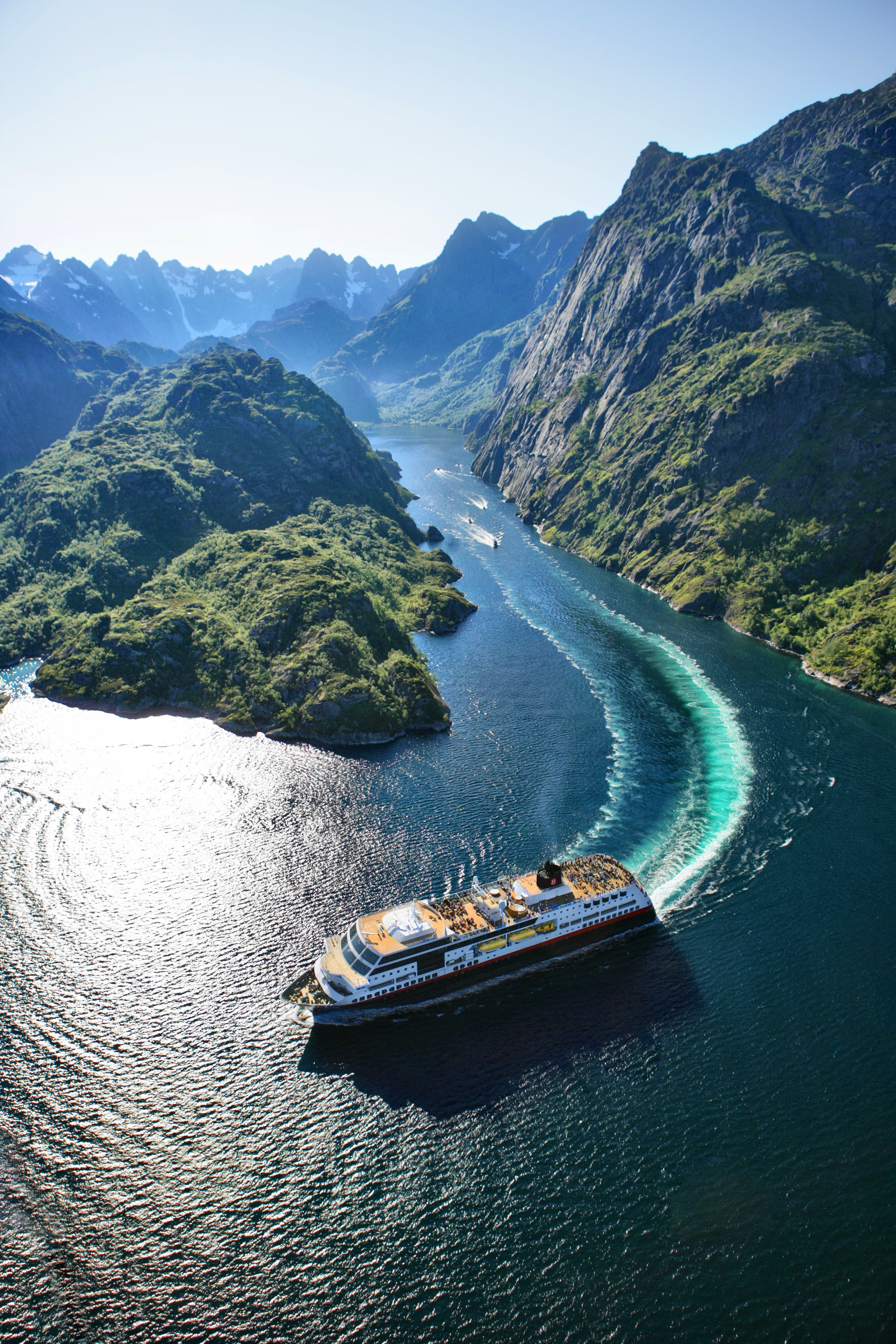Trollfjord cruise