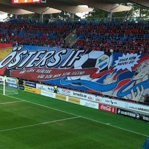 Fotboll: Östers IF - Örgryte IS