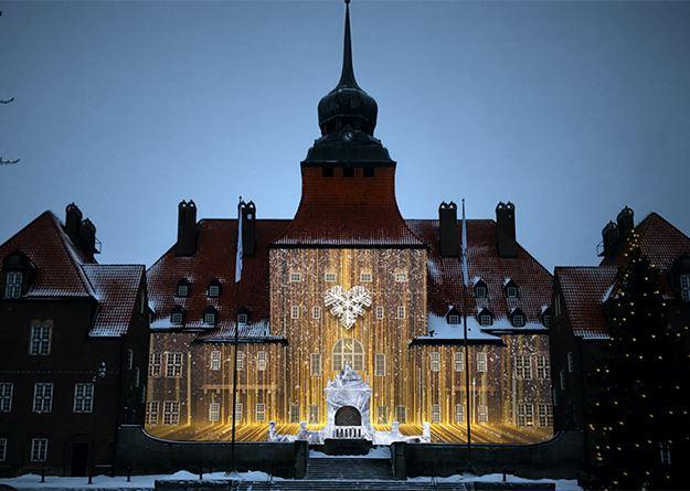 © Copy: Visit Östersund, Medal Plaza - Medaljceremonier