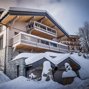 6 rooms 10 people / CHALET ACELIA