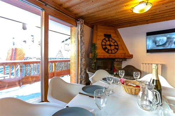 SABOT DE VENUS 04 / APARTMENT 4 ROOMS 6 PERSONS - 5 GOLD SNOWFLAKES - ADA