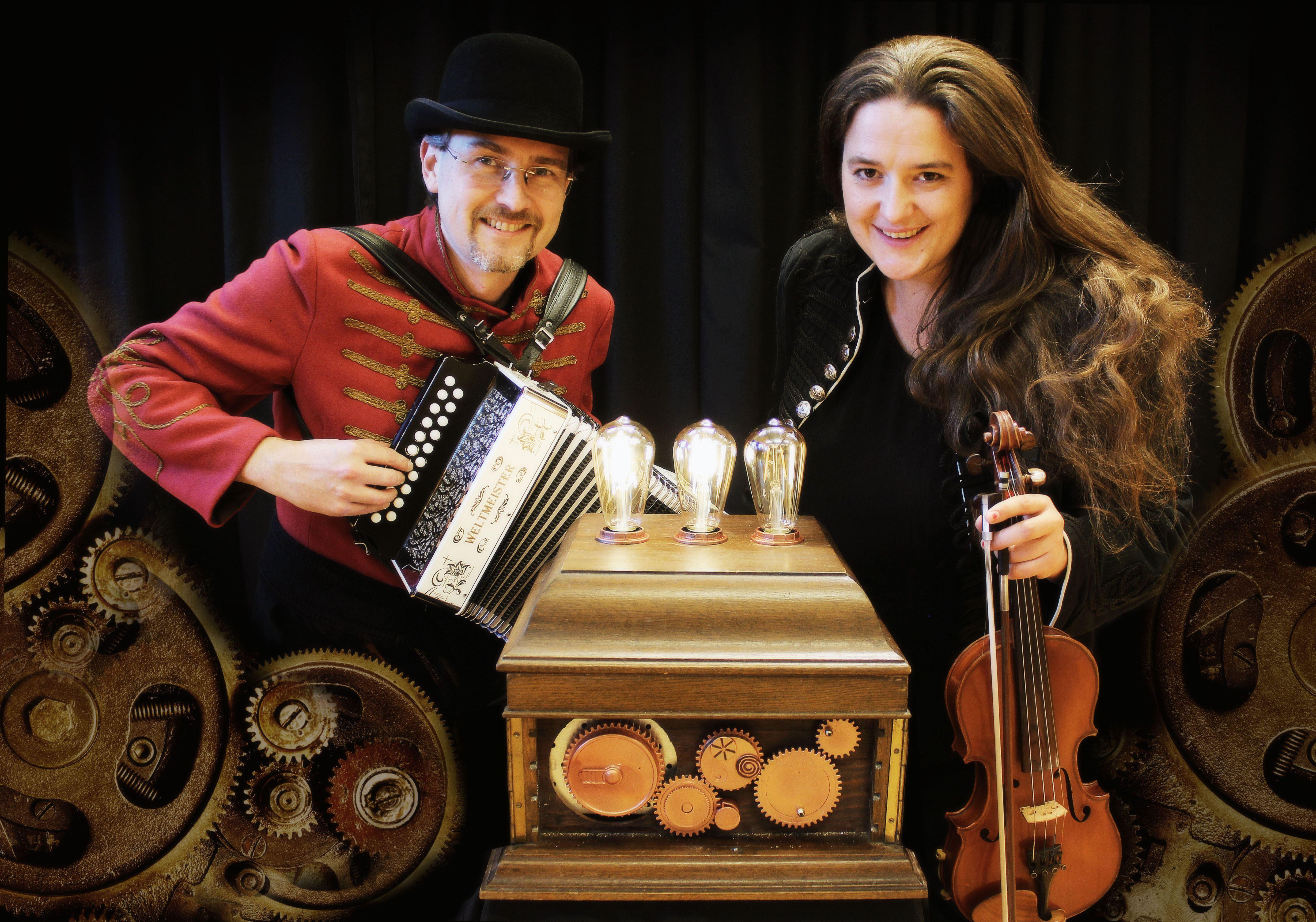 Kulturknytt: Musikmaskinen