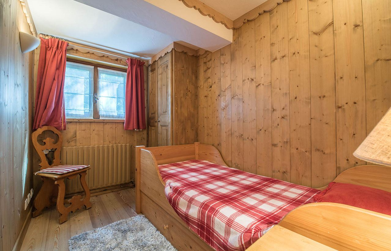 6 rooms 8 people Ski in ski out / CHALET BULLE DE NEIGE