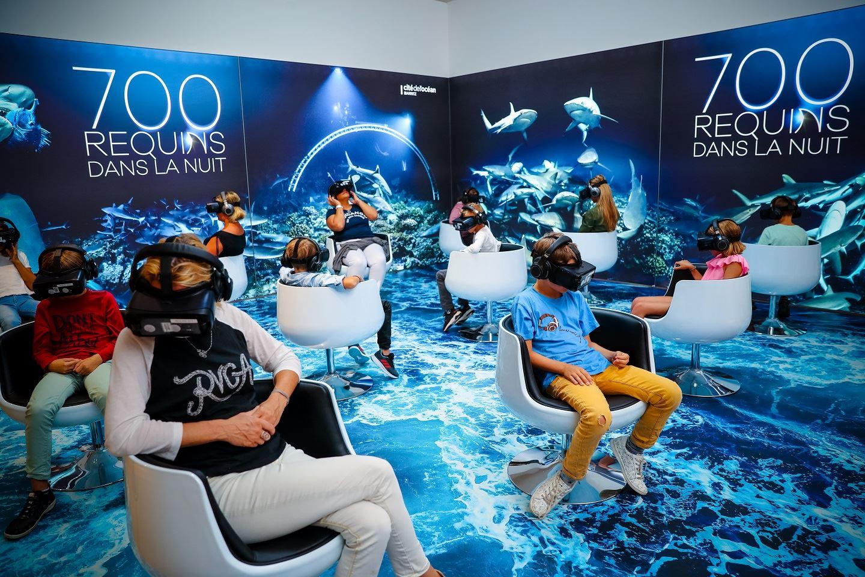 Combiné : Aquarium de Biarritz + Cité de l'Océan