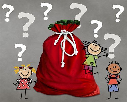 Familjelördag: Vad har jag i påsen?