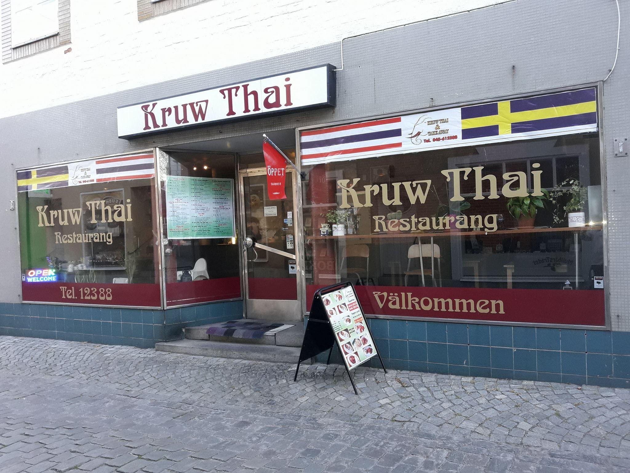 Kruw Thai - Sölvesborg