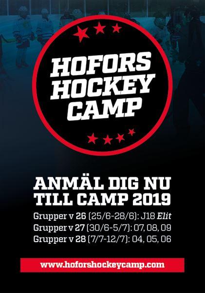 Hofors Hockey Camp