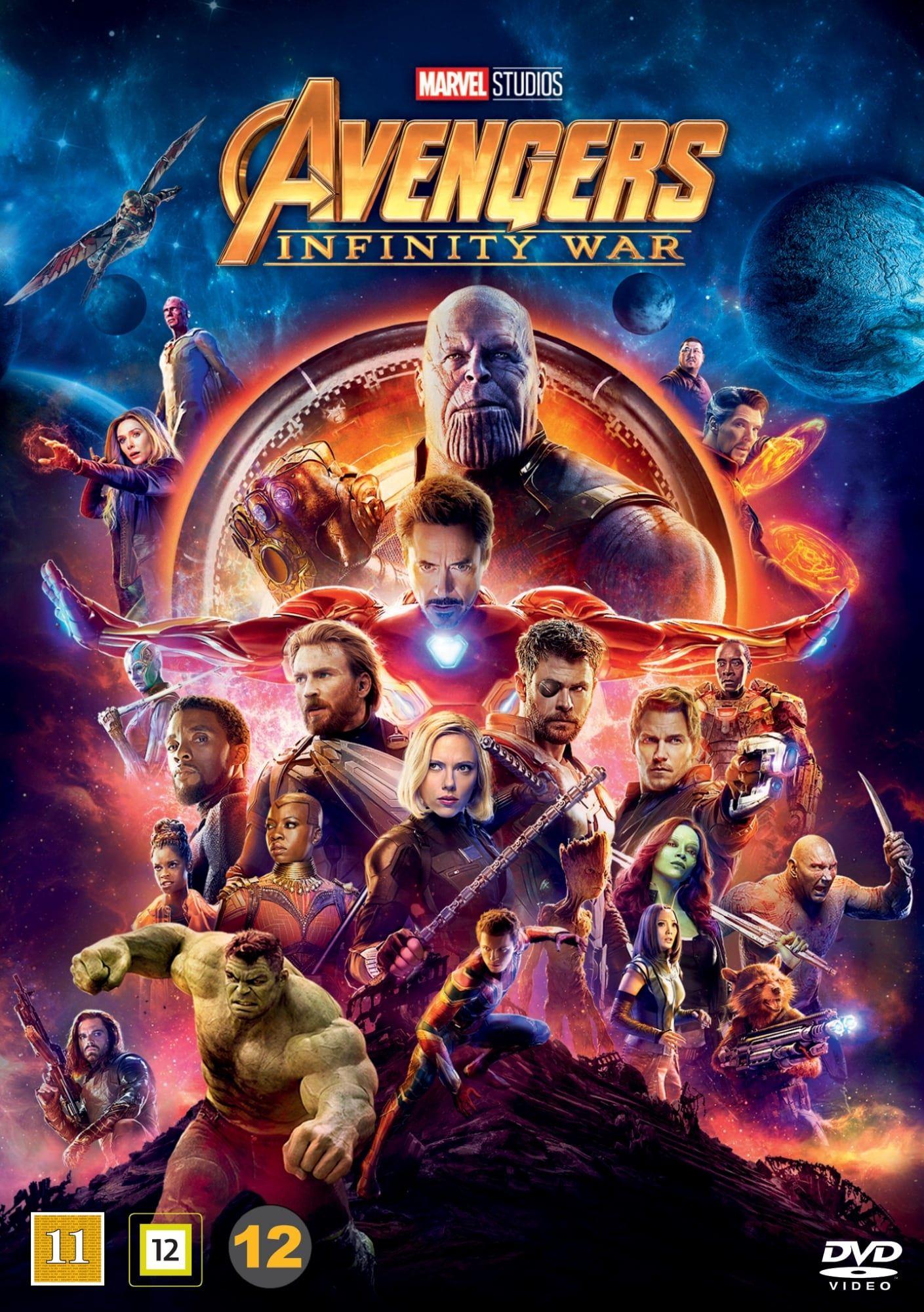 Bio på Forum - Avengers infinity war