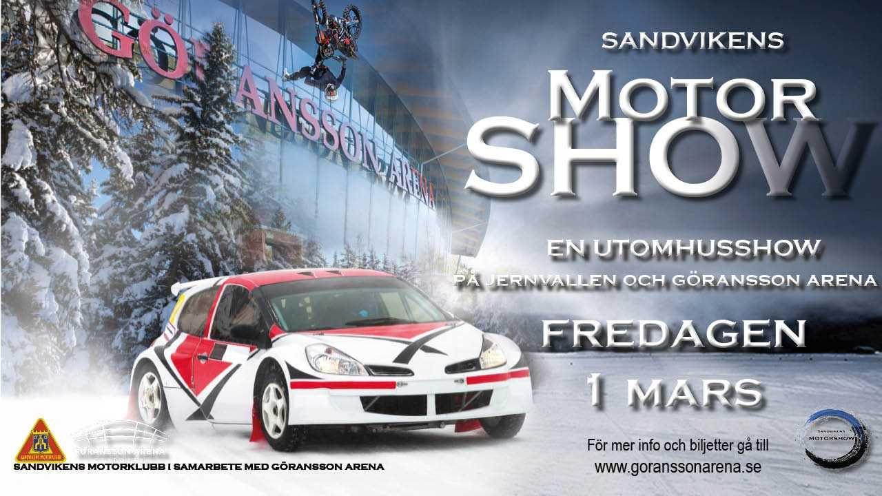 Sandvikens Motorshow