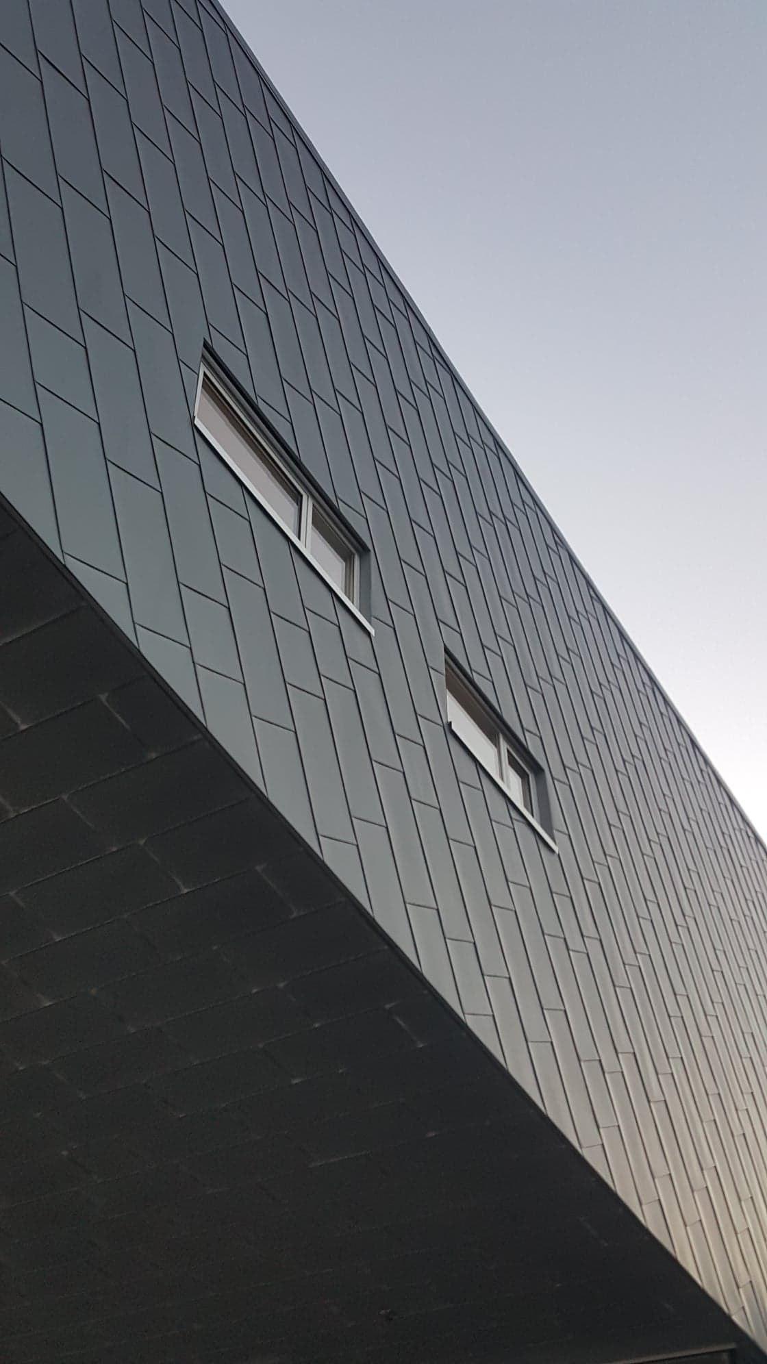 Petter Dass-museet , Petter Dass-museets vinkel mot sør