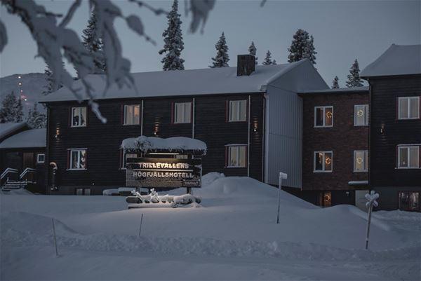 Trillevallens Högfjällshotell
