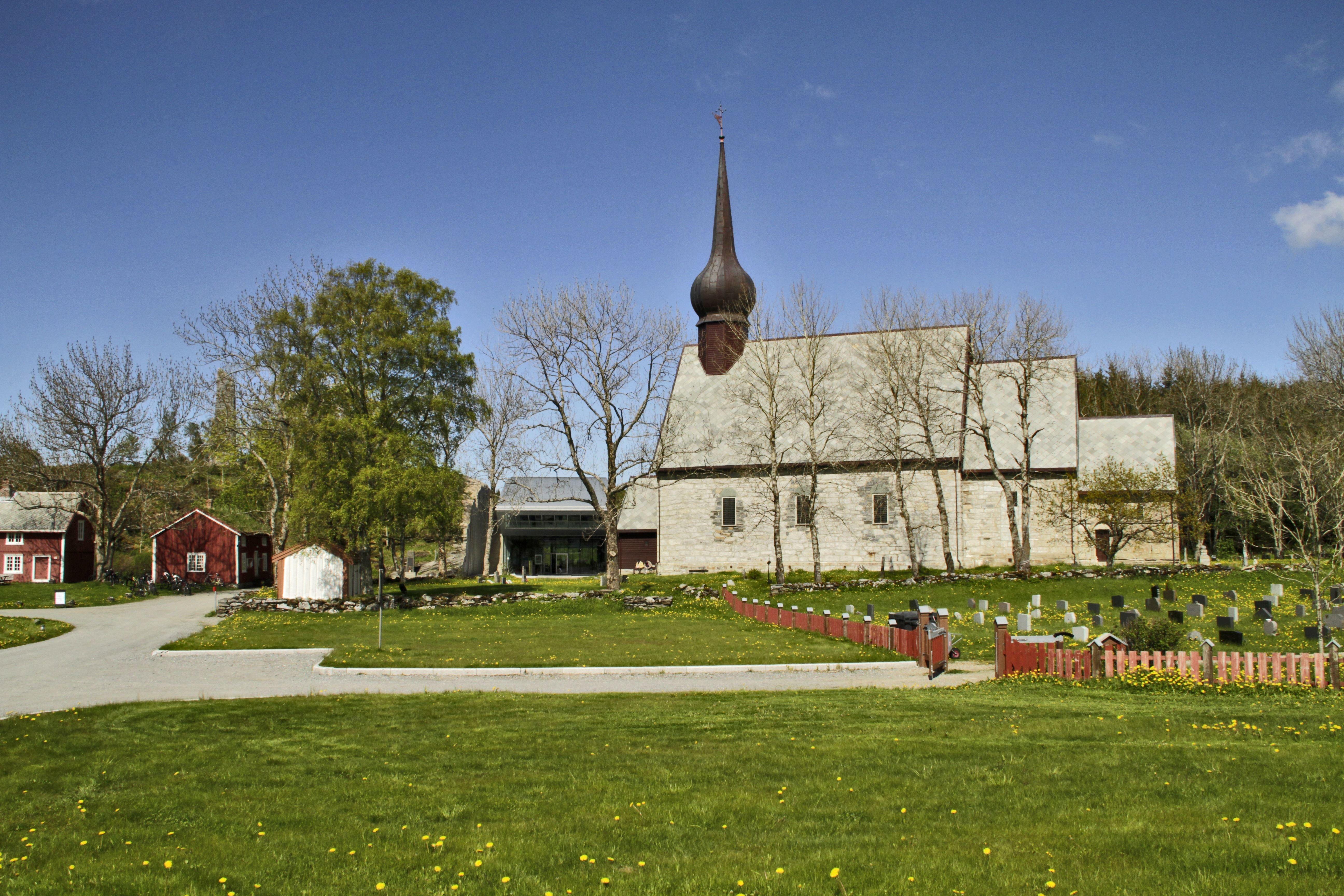 Petter Dass-museet , Alstahaugtunet