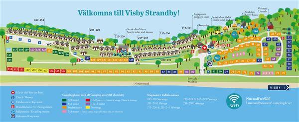 Visby Strandby Norderstrand
